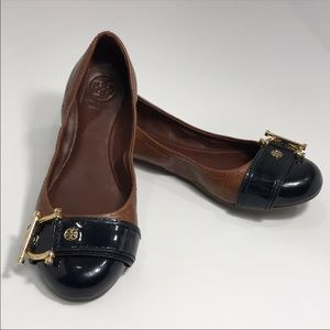 Tory Burch limited edition Noel flats
